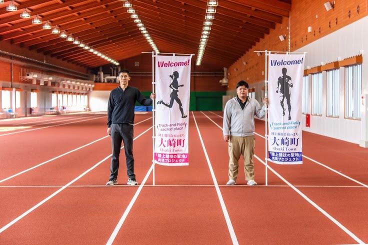 陸上競技でまちに新しい風を!「2021 Japan Athlete Games in Osaki」ができるまで